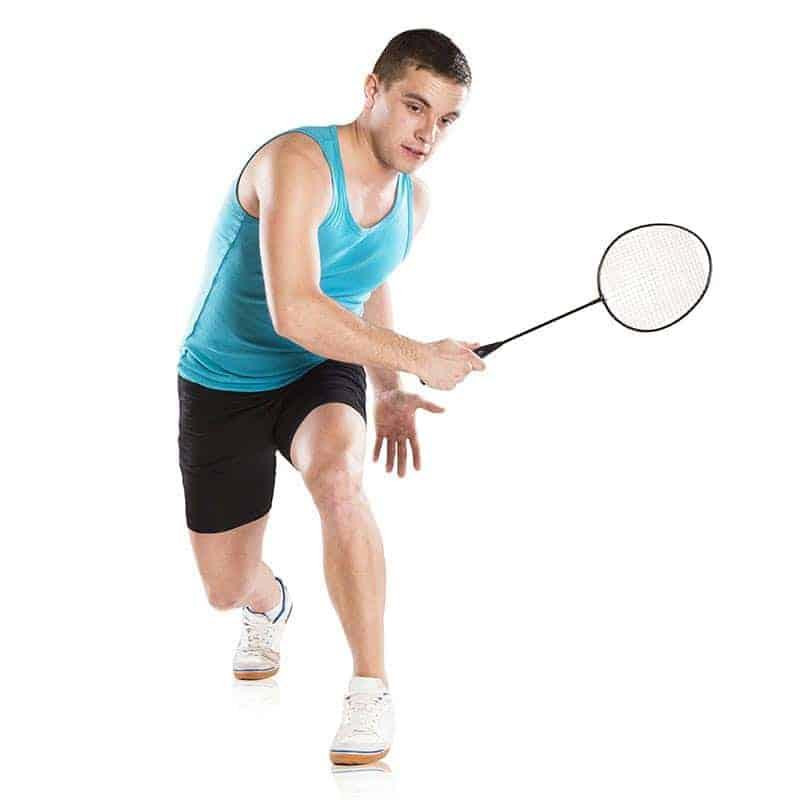 badminton poznań